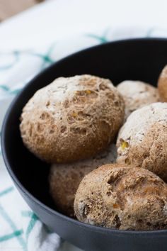 Marsmädchen - Live a happy life - every day! Vegan Gluten Free, Vegan Recipes, Bread, Cooking, Breakfast, Cake, Rosacea, Foodblogger, Glutenfree