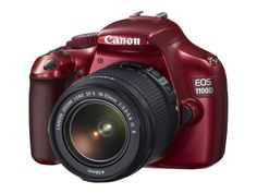 Canon EOS 1100D/Rebel T3  My newest photography toy.   To capture art in motion...