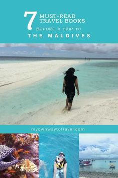 7 Must-Read Books Before a Trip to The Maldives -  To know more, for you all, the following 7 must-read books before a trip to the Maldives. http://myownwaytotravel.com/7-must-read-books-before-a-trip-to-the-maldives/ #travelbooks #travelguide #guidebooks #travelmaldives #maldives
