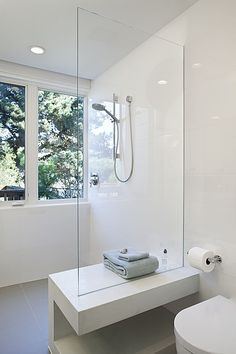 Great Modern Master Bathroom - Zillow Digs