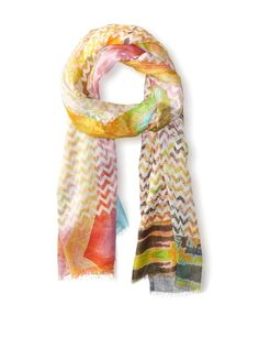 Festival season is upon us. And calls for a pretty scarf, or three.