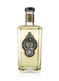 HALF HITCH Gin on Packaging of the World - Creative Package Design Gallery