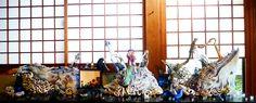 Murata Hitomi 空宙酊宴 アートサイト岩室温泉2015 (2015.03.07~15) 割烹旅館 松屋