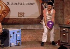 The best mime I've ever seen