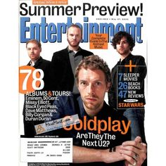 Cover Print of Entertainment Weekly, May 27 2005 | $6.60