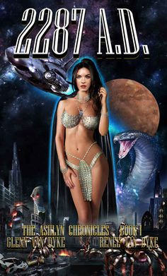 Amazon.com: 2287 A.D. - After Destruction: A Post-Apocalyptic, Fantasy Adventure Saga (The Ashlyn Chronicles Book 1) eBook: Renee Van Dyke, Claudio Aboy, Cafe House: Kindle Store