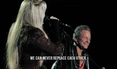 """""""We can never replace each other."""""""
