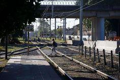 CRÓNICA FERROVIARIA: Línea Roca: abren la licitación para el cruce bajo...
