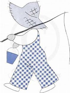 Image result for Sunbonnet Patterns To Print Out