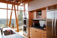 An Oregon home designed by James Cutler - WSJ. Magazine - WSJ