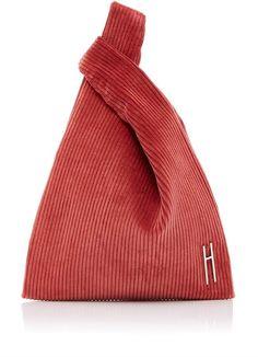 Hayward Corduroy Mini Shopper #LeatherHandbagsTutorial