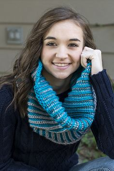 If you are interested in trying Brioche, this is a great pattern to show you how! This is a free pattern!