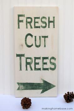 Fresh-Cut-Trees-Sign