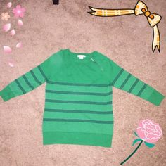 Liz Claiborne 3/4 Sweater Used oncegreat condition Liz Claiborne Tops