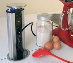 1000 images about accessoires pour la cuisine on - Poubelle encastrable dans plan de travail ...
