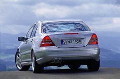 Mercedes-Benz C32 #MercedesSLK32 #windscreen #winddeflector http://www.windblox.com
