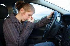 18% des conducteurs avouent avoir eu des somnolences sévères au volant...ça fait un peu peur quand même :/