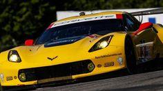 Chevy Corvette C7.R continues to dominate Tudor United SportsCar season in GT Le Mans