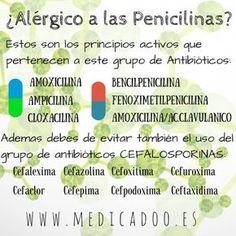 Alergia a penicilinas - Med Student, Student Studying, Med Lab, Biomedical Science, Medicine Student, Pharmacology Nursing, Medical Terminology, Nursing Notes, Nurse Life