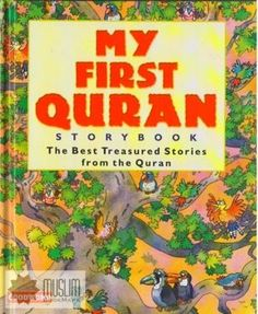 Here for young readers and listeners, are all the best treasured stories of the Quran in one beautifully illustrated volume. The stirring and dramatic stories of the great prophets, peoples and nations. Muslim Beliefs, Islamic Teachings, Islamic Library, Learn Arabic Online, Learn Arabic Alphabet, Arabic Phrases, Arabic Lessons, Islam For Kids, Sunday School Teacher