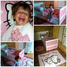 To je radosti :-) Kitty, Furniture, Home Decor, Homemade Home Decor, Kitten, Kitty Cats, Home Furnishings, Cat, Decoration Home