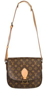 Louis Vuitton Monogram Saint Cloud Messenger Handbag Brown Messenger Bag. Get one of the hottest styles of the season! The Louis Vuitton Monogram Saint Cloud Messenger Handbag Brown Messenger Bag is a top 10 member favorite on Tradesy. Save on yours before they're sold out!