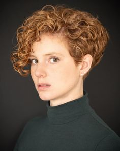 24 Cute Curly Pixie Cut Ideas for Girls with Curly Hair