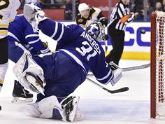 Maple Leafs need Andersen to be great in Game 4
