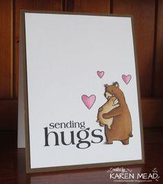 Made by Meadie: Sending Hugs