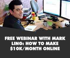 Free affiliate training webinar shows exact 3 Step Process Used To Build A 5 Figure A Month online business In the next 30 Days