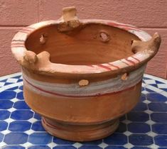 Cooking Medium Majmar Tagine Tangia Magmar Clay Barbecue Ceramic Pot Moroccan | eBay