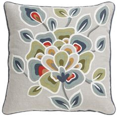 I pinned this Provence Floral Pillow from the Style Study: Antique Show event at Joss and Main!