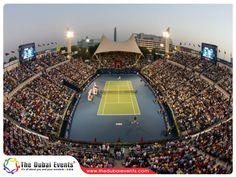 Dubai Duty Free Tennis Championships 2014 | Monday, 17th February – Saturday, 1st March 2014 | THE DUBAI EVENTS
