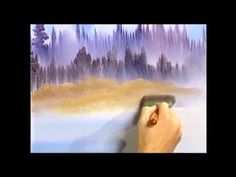 The Joy of Painting S6E6 Snow Trail - YouTube