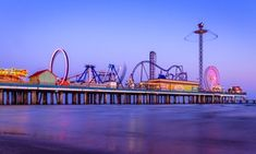 Groupon - Two All-Day Ride Passes at Galveston Pleasure Pier and a $ 50 Landry's eGift Card (18% Off) in Galveston Island Historic Pleasure Pier. Groupon deal price: $85