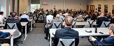 Scott Miller, Interim Director, Manufacturing Digital Lab - Speaks at the event Photography: © 2014 McLaren Photographic LLC #McLarenPhotographic #mclarenphotos #TMAnet #Mazak #automation #robotics #Chicago