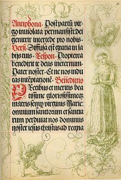 Fraktur: góticas com formas originalmente redondas foram quebradas.