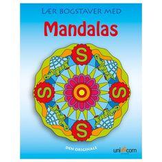 Børn elsker at male og det kan beskæftige dem i timevis. Med denne flotte Mandalas malebog er der rig mulighed for at barnet kan udfolde sig kreativt og falde t