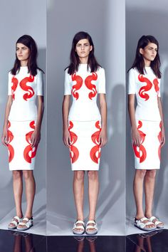 Dion Lee Resort 2014 Collection Slideshow on Style.com