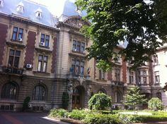 Palatul Ministerului Agriculturii şi Domeniilor