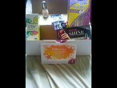 Influenster Sun Kissed Vox Box