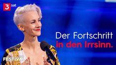 Lisa Eckhart - Die Vorteile des Lasters   3satFestival - YouTube Lisa, Satire, Youtube, Comedy, Humor, Videos, Movies, Movie Posters, Dreams
