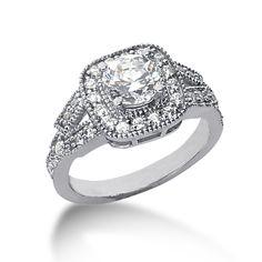 Halo Split Ring