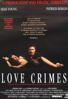 Crímenes de Amor (Love Crimes), de Lizzie Borden, 1992