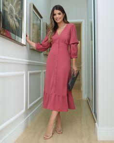 Trendy Dresses, Simple Dresses, Cute Dresses, Beautiful Dresses, Casual Dresses, Summer Dresses, Modest Fashion, Skirt Fashion, Boho Fashion