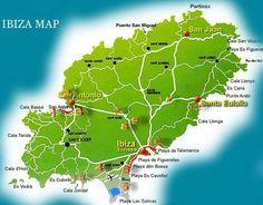 The best clubbing destinations in Spain website.