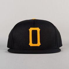 Obey Legacy Snapback Cap - Black