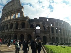 #colloseum #rome #italy #places #wanderlust #sightseeing