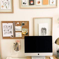 Fun Illustration, Graphic Design Illustration, Graphic Designer Office, Web Design, Gallery Wall, Home Decor, Design Web, Decoration Home, Room Decor