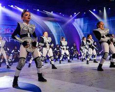 Grupo Mascarada Carnaval: ¿En que orden participarán los grupos coreográfico...